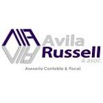 Logotipo Ávila Russell Asesores
