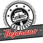 Logotipo Bejarano Car Service