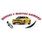 Logotipo Muelles y Mofles Kamaro