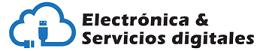 Logotipo Electrónica y servicios digitales